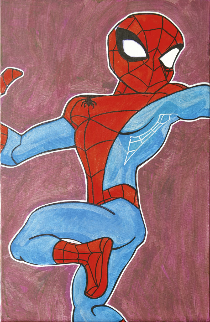 Profecy, Spiderman